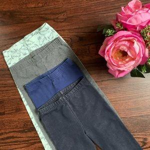Bundle of 3T leggings